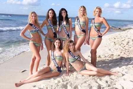 Les candidates de Miss France 2015