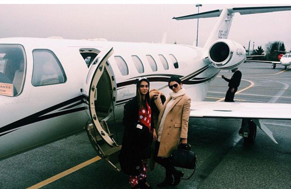 Kendall Jenner et Cara Delevingne : En couple ?