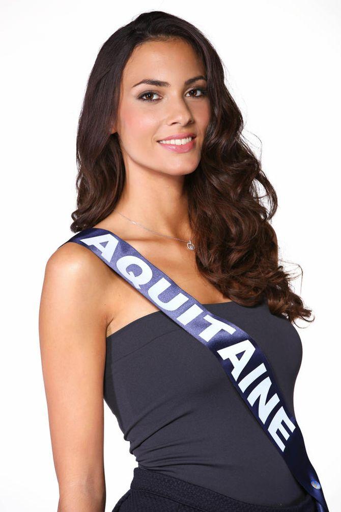 Miss Aquitaine 2014