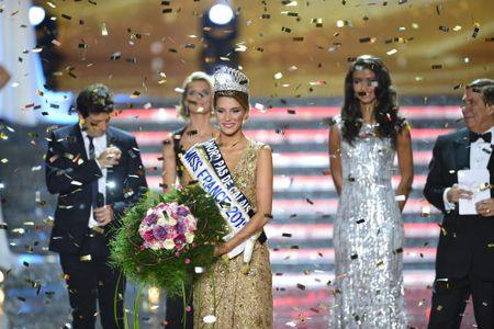 Miss Nord-pas-de-Calais 2014 élue Miss France 2015