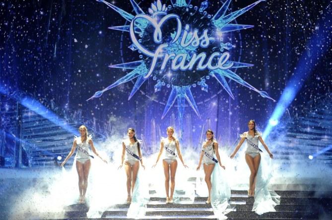 Les Miss transformées en Reines des Neiges