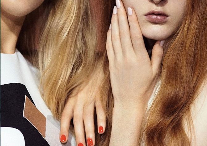Les vernis à ongles de Victoria Beckham