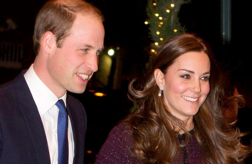 Kate Middleton, future maman rayonnante à New York (Photo)