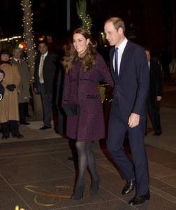 Kate Middleton et le prince William à New York