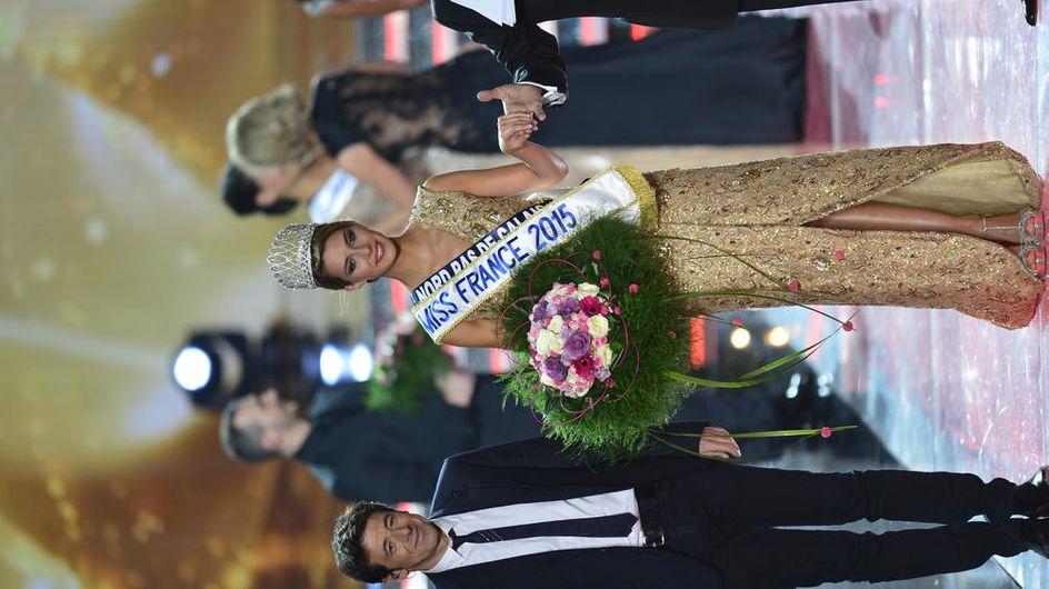 Miss France 2015 : Retour sur les moments forts du couronnement de Camille Cerf (Photos)