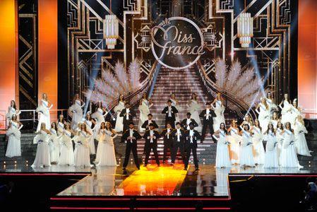 Miss France 2015 tableau d'ouverture