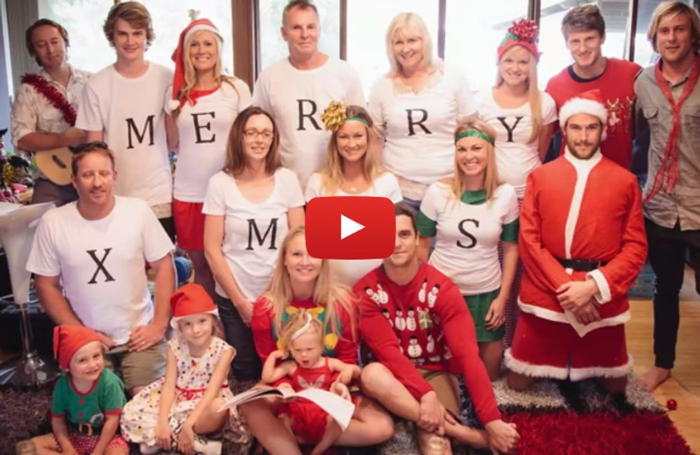 This Has To Be The Cutest Christmas Marriage Proposal EVER