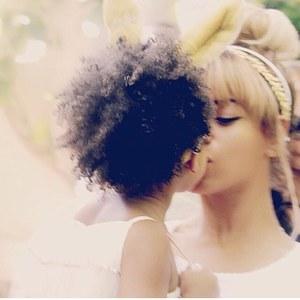 Beyonce et Blue Ivy