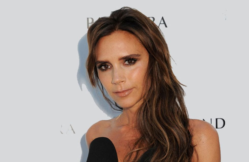 Victoria Beckham's Nails Inc Polish Goes On Sale And It Is Everything!