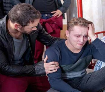 Hollyoaks 15/12 - Sienna recruits Nico to do her dirty work when she fears she's going to lose Dodger