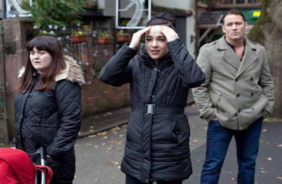 Hollyoaks 16/12 - Diane decides she's leaving the village with the twins, can Tony and Sinead convince her to stay?