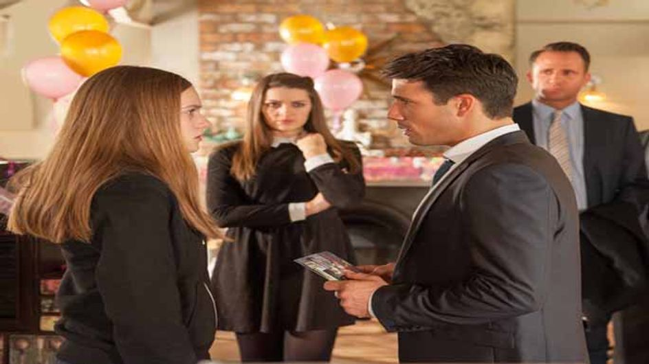Hollyoaks 17/12 - Will Nico finally find out the truth?