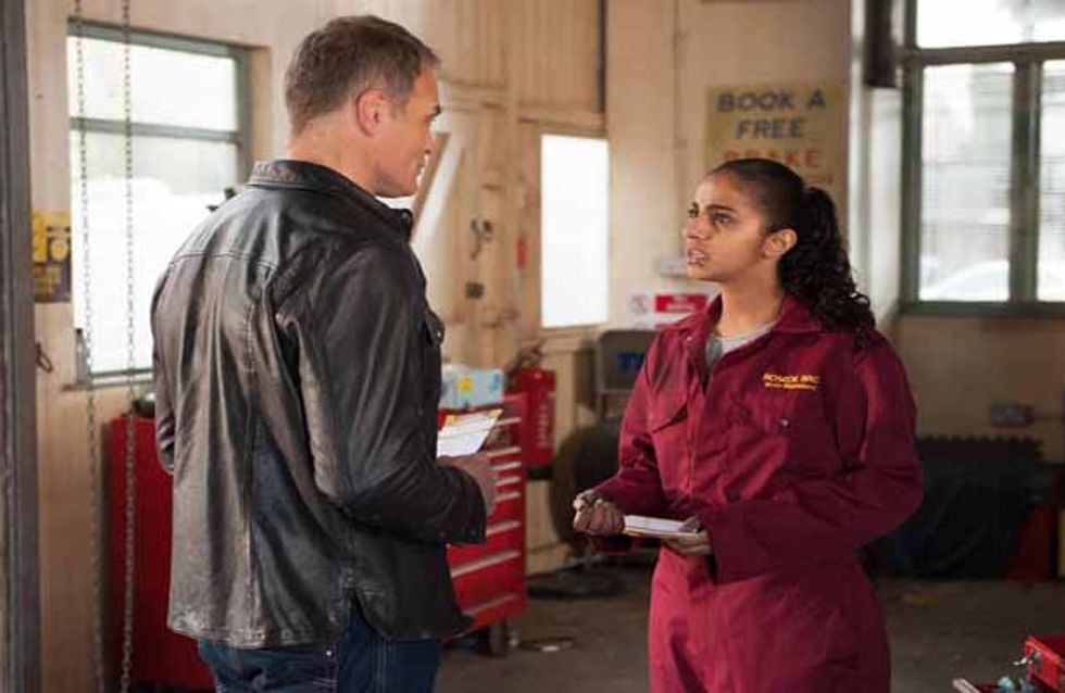 Hollyoaks 18/12 - Nico decides her family would be better off without her