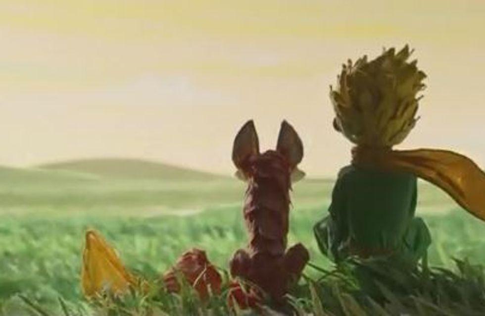 Le Petit Prince s'offre une bande-annonce pleine de poésie (Vidéo)