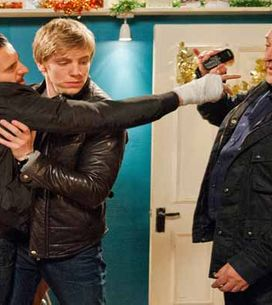 Eastenders 18/12 – Kat and Alfie's optimism soon turns to gloom