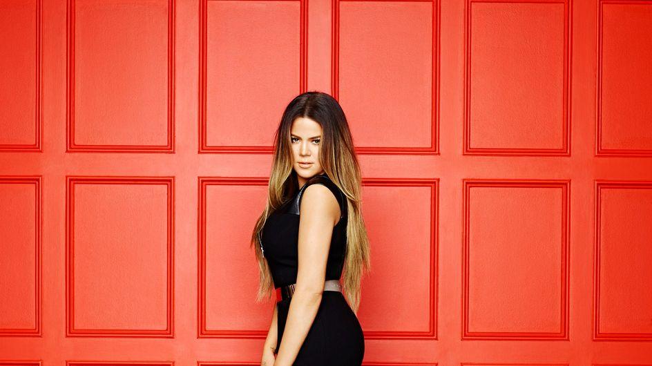 Khloé Kardashian change de tête pour les fêtes (Photo)