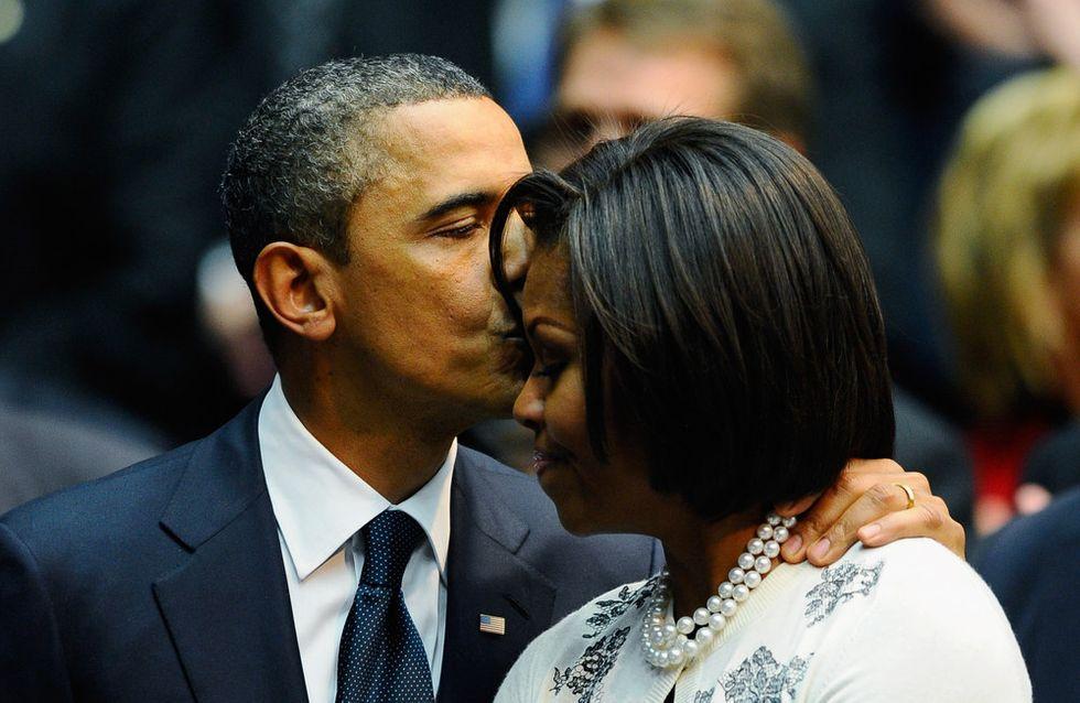 L'histoire d'amour de Barack et Michelle Obama bientôt sur grand écran