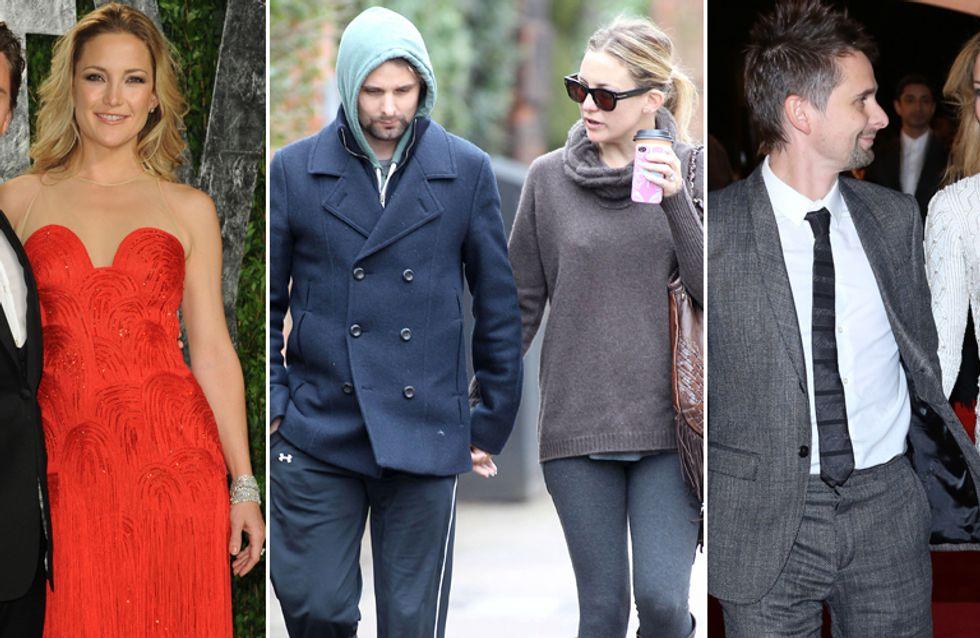 Kate Hudson di nuovo single. L'attrice e il cantante dei Muse si sono lasciati!