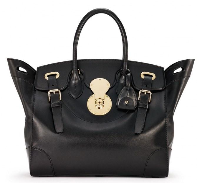 L'incroyable sac connecté de Ralph Lauren
