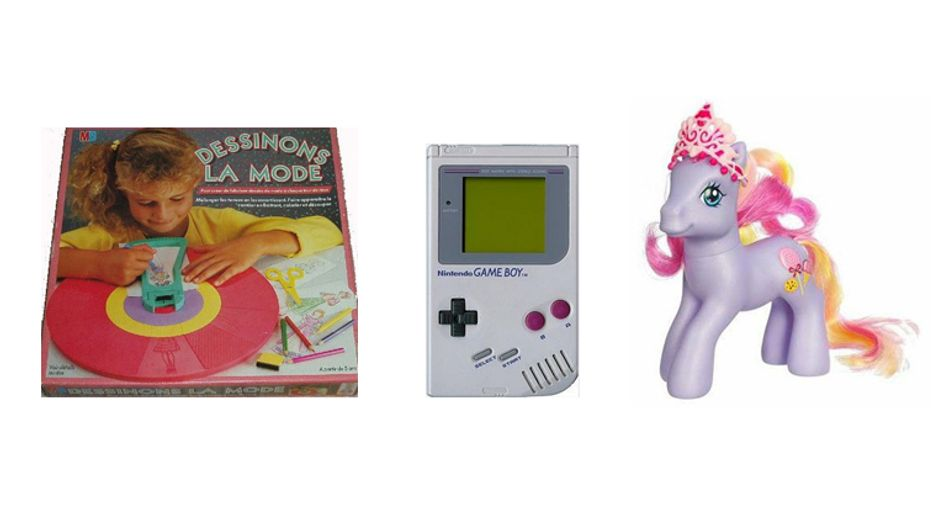 10 jouets qu'on commandait à Noël dans les années 80-90