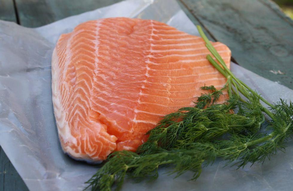 6 ottimi motivi per cui il salmone dovrebbe diventare parte integrante della tua alimentazione
