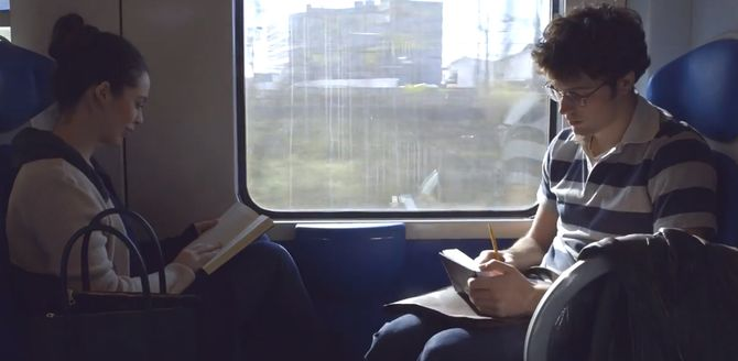 Silent Love: il cortometraggio
