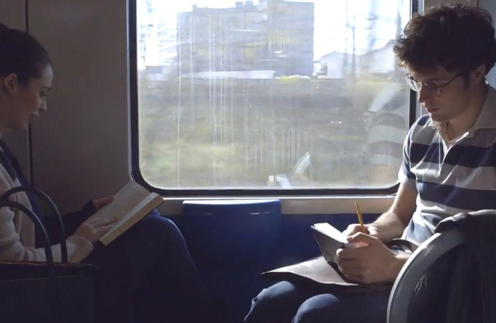 Video/ Silent Love: quando per innamorarsi bastano gli sguardi