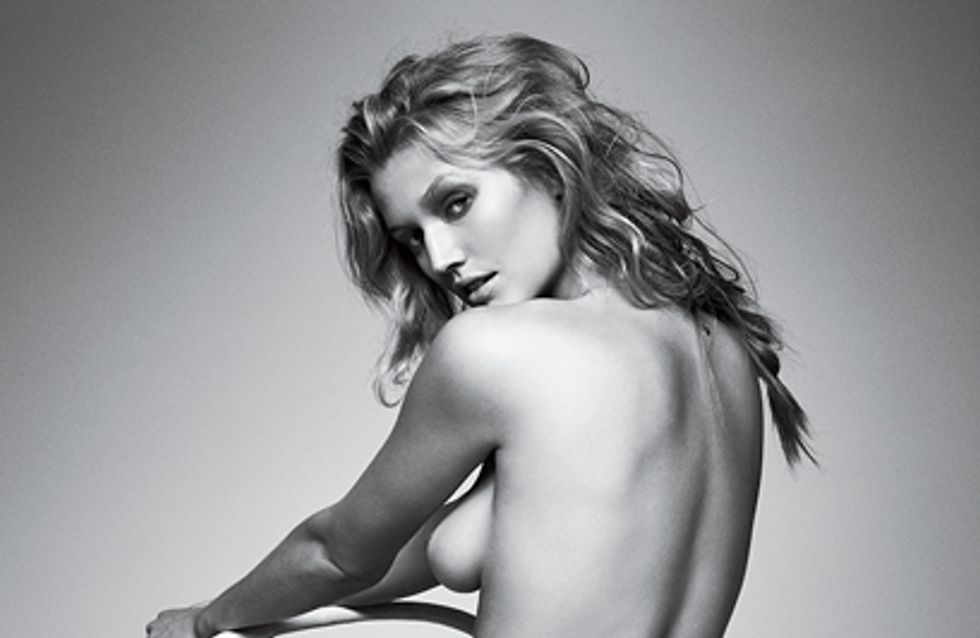 Toni Garrn, la girlfriend de Leonardo DiCaprio, se met à nu pour GQ (Photo)