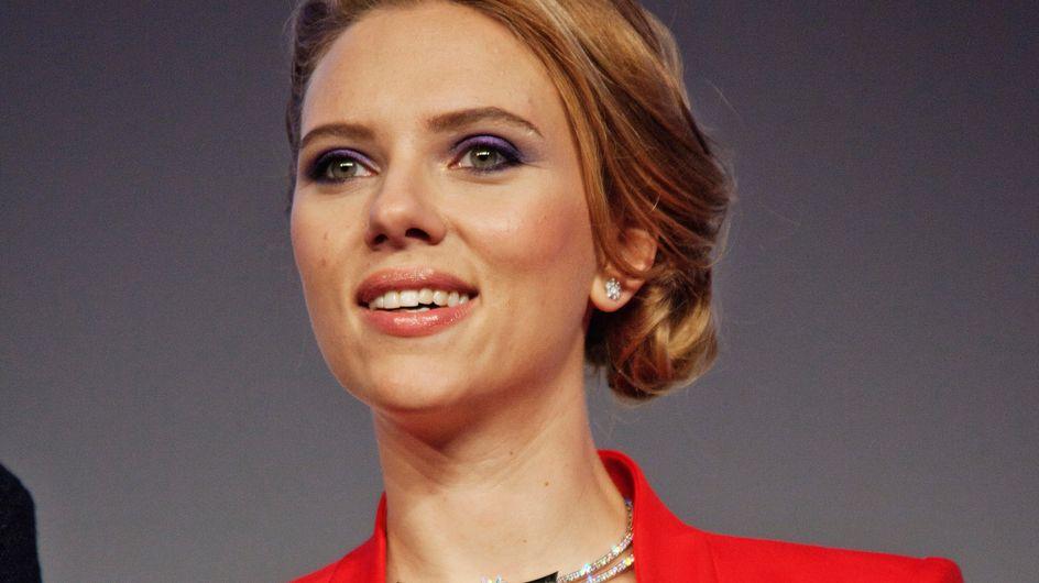 Maternité, poids post-grossesse, relation de couple… Scarlett Johansson se confie