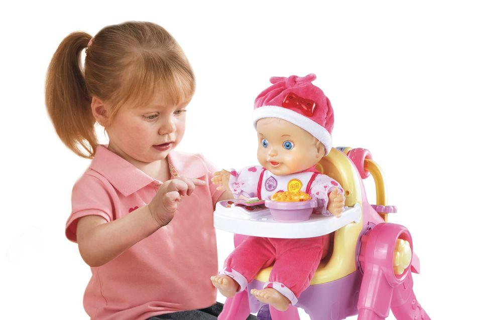 Little Love : la poupée qui grandit avec votre enfant