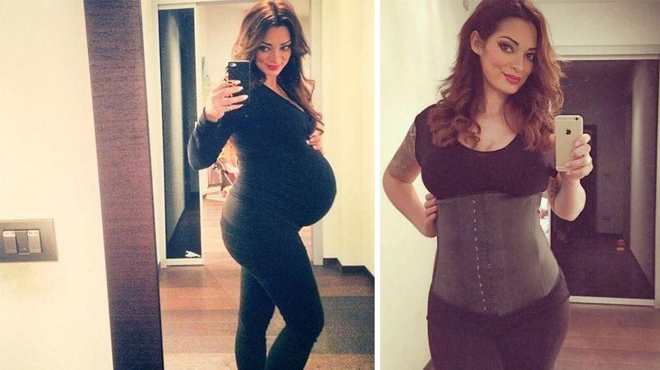 Emilie Nef Naf, deux semaines après son accouchement elle dévoile son secret minceur