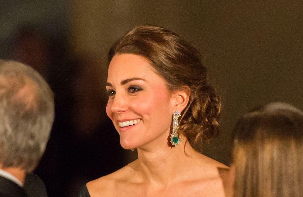 Kate Middleton, Reine des Neiges à New-York