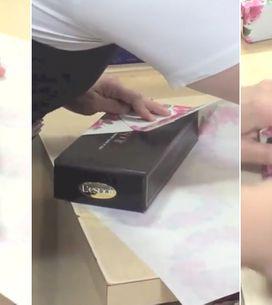 Video/ Problemi coi regali? Ecco come incartarli in 10 secondi!
