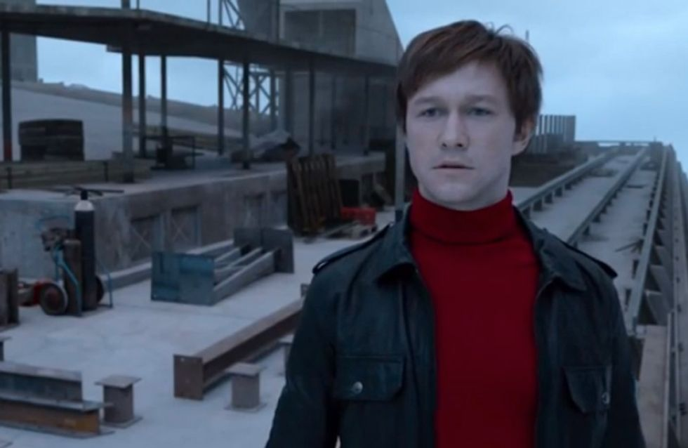 Scared Of Heights? Try To Keep It Together During This Trailer Starring Joseph Gordon Levitt