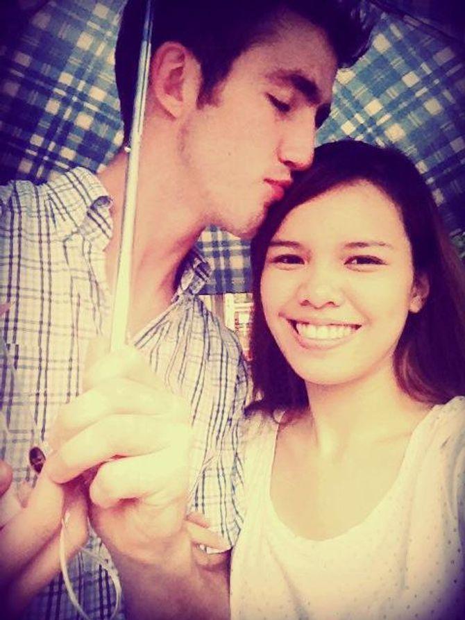 Aus einer Wohltat wurde Liebe:  Tyrel und Joana