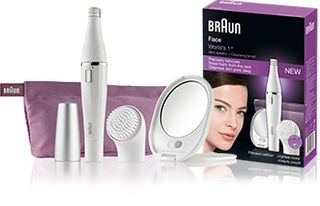 Braun Face (89 euros)