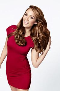 Jessica Alba pour le Noël de Braun