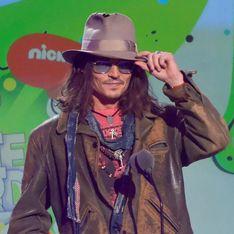 Johnny Depp s'offre Kate Middleton nue dans son salon