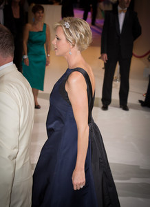 Charlène de Monaco enceinte