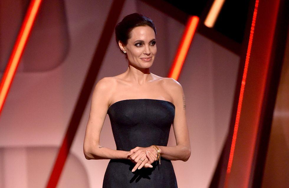 Angelina Jolie révèle ses plus beaux souvenirs de l'année