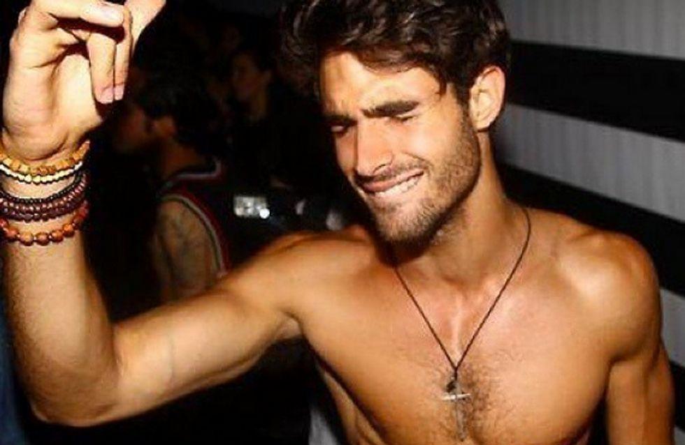 Juan Betancourt, el modelo cubano de moda ya es español