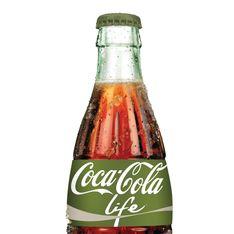 Coca-Cola dévoile Coca-Cola life, son nouveau produit faible en calories