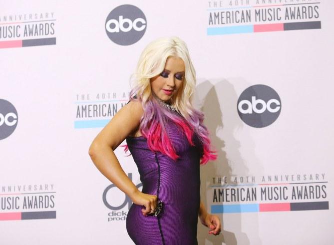 Christina Aguilera (Antes)