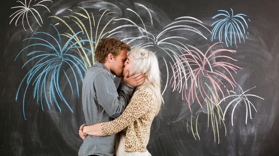 Böller & Big Love: So wird Silvester zum Feuerwerk der Liebe