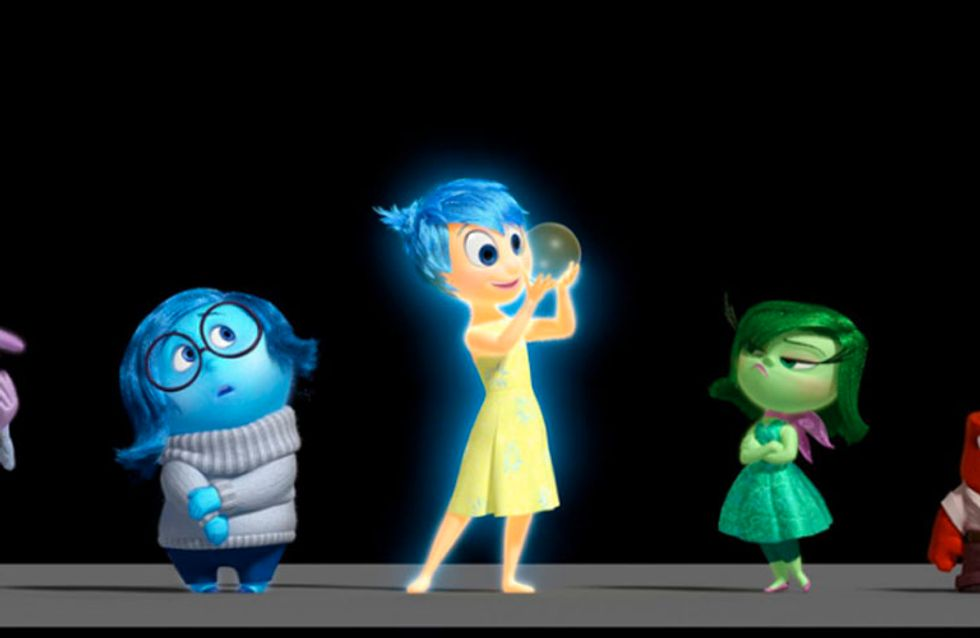 New Trailer For Pixar's Inside Out Shows Us What's Going On Inside Our Heads