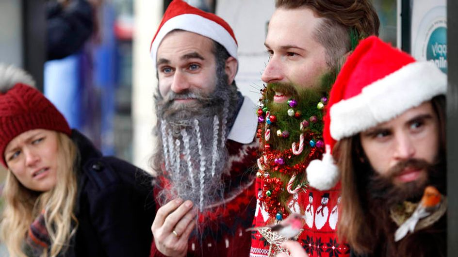 These Christmas Beards are The True Meaning Of Christmas