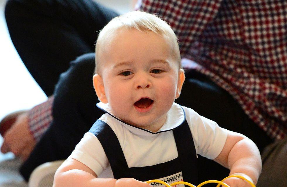 Prince George, si jeune et déjà accro aux nouvelles technologies