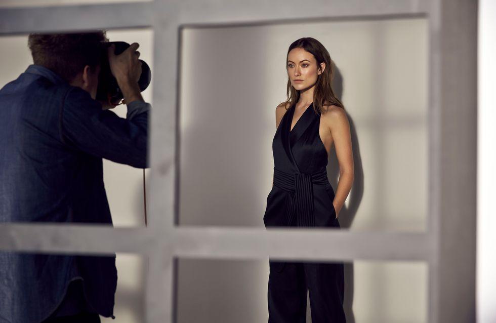 H&M : Olivia Wilde, nouvelle égérie de la Collection Exclusive 2015
