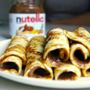 More Nutella (so good!)