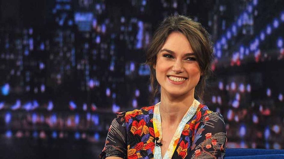 Keira Knightley Is Expecting Her First Child